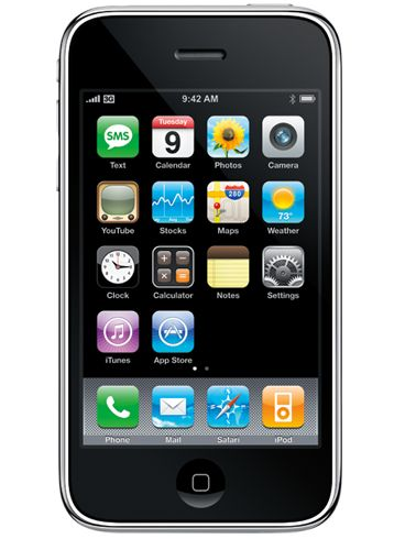 iPhone 3GS 8GB
