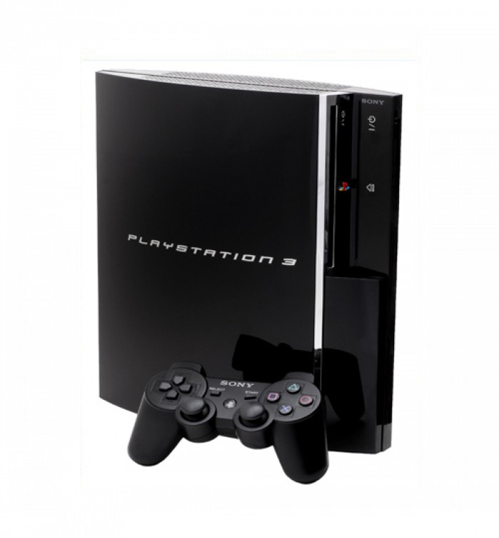 Playstation 3 Piano Black (160GB)